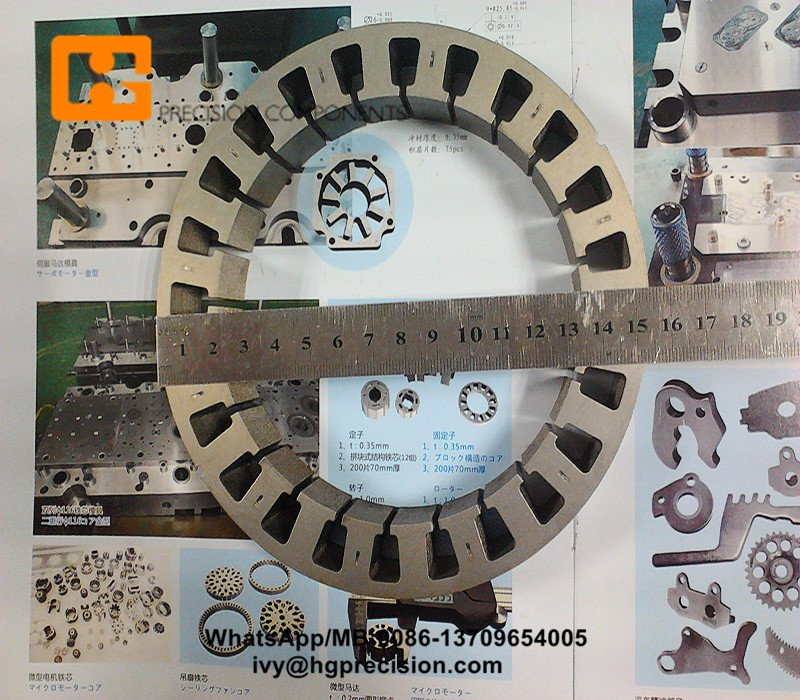 Standard Motor Core Stamping Mold Normal Motor Core
