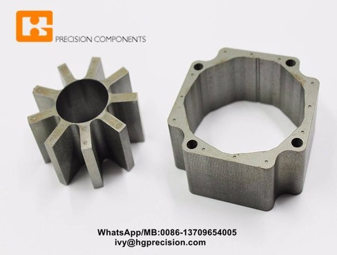 Hg precision mold parts punch die cnc machinery for Dc traction motor pdf