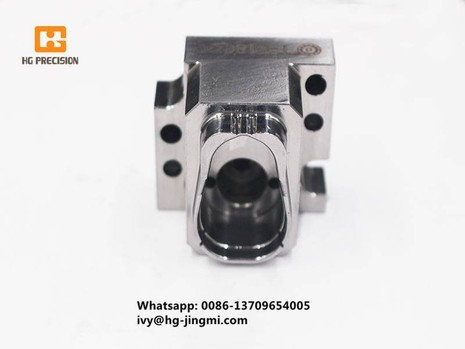 Hg Precision Mold Parts Punch Amp Die Cnc Machinery Components Metal Junction Box Die Supplier Sheet Metal Stamping Components Manufacture